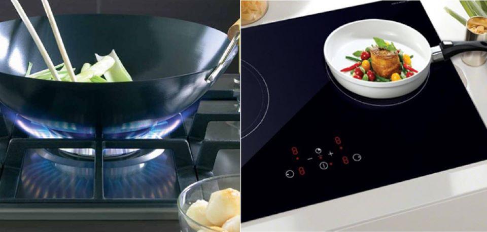 Bếp từ và bếp gas loại nào tiết kiệm hơn?