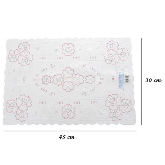 Khăn trải bàn Chữ nhật HANABI 30x45cm Towa Nhật Bản